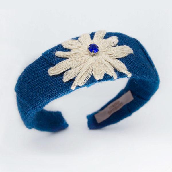 diadema flora azul2
