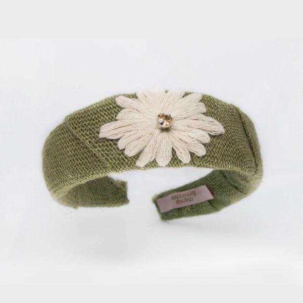 diadema flora verde2